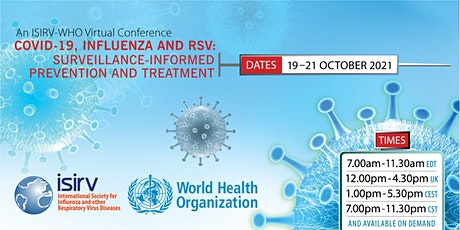 COVID-19, Influenza and RSV: Surveillance-Informed Prevention and Treatment tickets