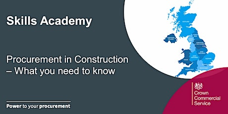 Procurement In Construction - What you need to know tickets