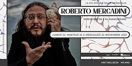 Roberto Mercadini: da e su Shakespeare biglietti