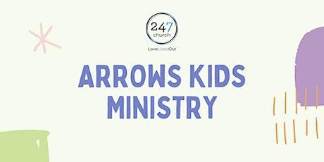 Arrows Kids Ministry 10am tickets