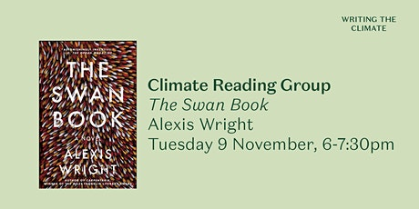 Climate Reading Group: The Swan Book, by Alexis Wright tickets