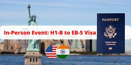 In Person H-1B to EB-5 Seminar - Raleigh tickets