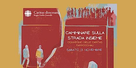 Convegno delle Caritas Parrocchiali biglietti