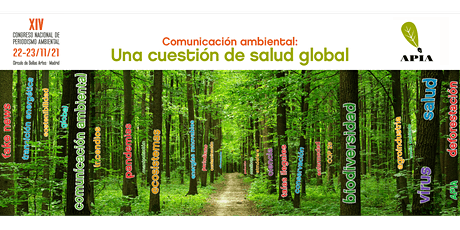XIV Congreso Nacional de Periodismo Ambiental entradas