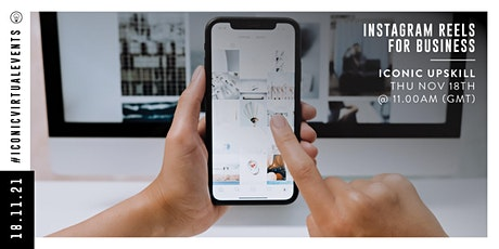 Instagram Reels for Business  with Cruz Creative Media tickets