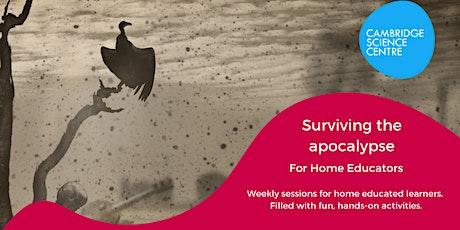 Home Educators Session - Surviving the apocalypse - Nature's Parasites tickets