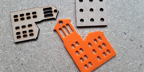 LaserLab: An Introduction to Lasercutting tickets