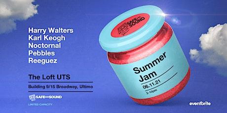 Safe and Sound Presents Summer Jam tickets