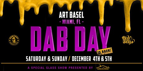 THE DAB DAY SANCTUARY: ART BASEL EDITION tickets