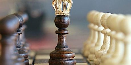 Leer schaken! (8+) tickets
