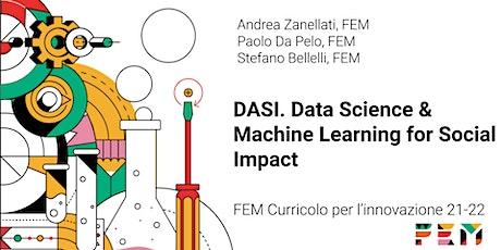 Data Science & Machine Learning per la scuola secondaria: un curricolo nazionale biglietti