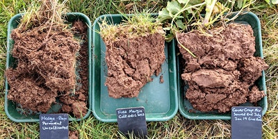 Soil Health and Regenerative Agriculture for Farmers – In-Person Course