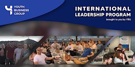 International Leadership Program by YBG tickets