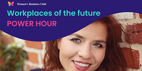 Workplaces of the future POWER HOUR tickets