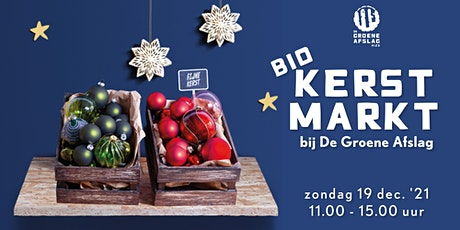 Marktkraam  op de kerstmarkt  bij De Groene Afslag  - 19 december 2021 tickets