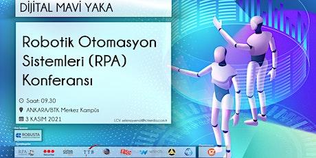 Dijital Mavi Yaka RPA Konferansı tickets