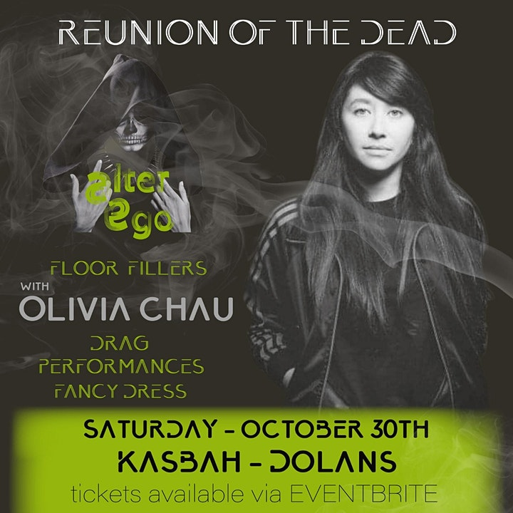 Reunion of the Dead Halloween at Alter Ego image