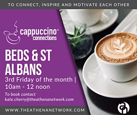 Cappuccino Connections Bedfordshire and St Albans tickets