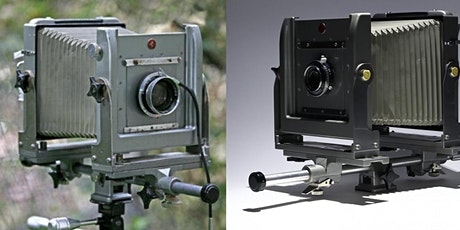 2 Day Workshop Introduction to Large Format Photography tickets
