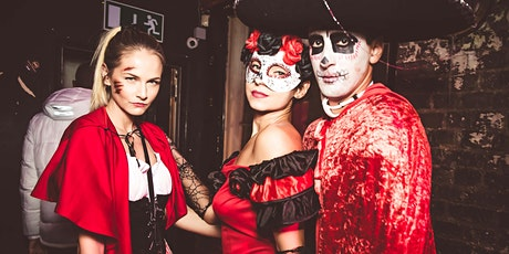 Spookfest – Halloween Party tickets