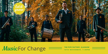 (IN PERSON EVENT) Can music makers affect social and political change? tickets