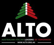 ALTO - Australian Italian Leaders of Tomorrow logo