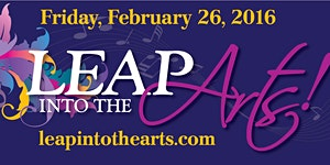 Leap Into the Arts 2016