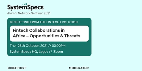 Fintech Evolution in Africa - Opportunities and Threats Event tickets