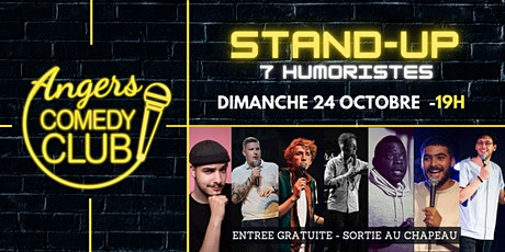 Angers Comedy Club billets