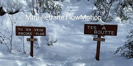 Mini-Retraite FlowMotion tickets
