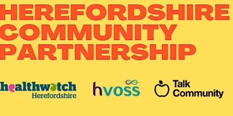 Herefordshire Community Partnership tickets