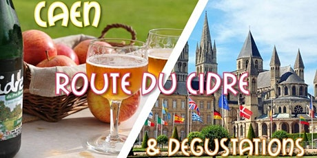 Caen, Beuvron-en-Auge, Route du Cidre & Dégustations - 20 février billets