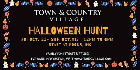 Halloween Hunt tickets