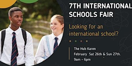 International Schools Fair tickets