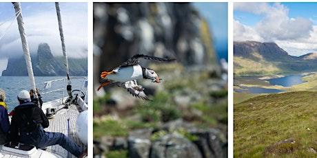 Outdoor Scotland Tourism Strategy Regional Workshop  - Oban tickets