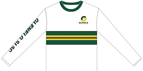 **Last chance** Glenelg SLSC Junior Carnival Long Sleeve Top Order Page tickets