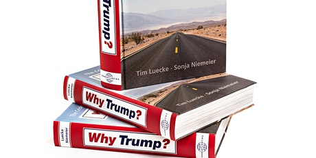 Why Trump? Book Release Tickets
