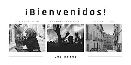 Reunión Las Rozas, 24 de octubre entradas