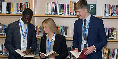Sixth Form Open Evening - Thursday18 November (new students to HGS) tickets