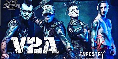 V2A • Novus (inc Mutant Movement Afterparty) tickets