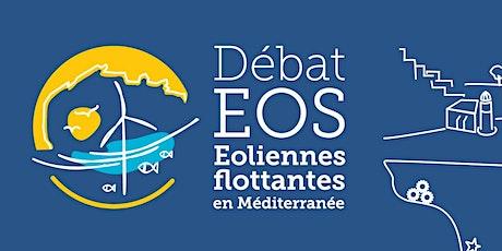 Auditions complémentaires du débat public EOS billets