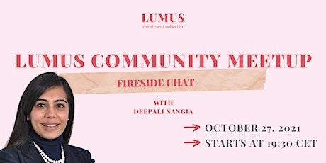 Second Lumus Community Meetup tickets