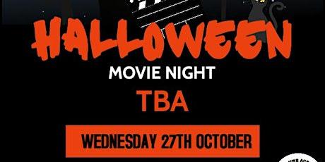 Halloween movie night tickets