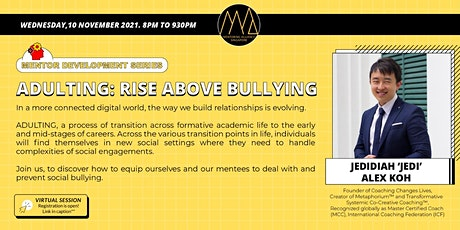 Adulting: Rise above bullying tickets