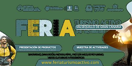 VI FERIA DE TA DE VALSEQUILLO | Jornada de Presentación de Productos entradas