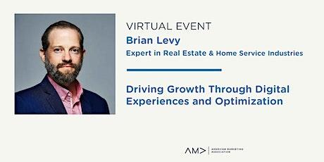 Driving Growth through Digital Experiences & Optimization tickets