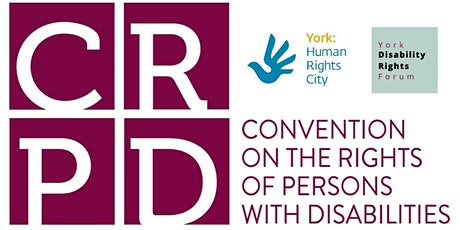 Open Meeting: How is the UK meeting its obligations  to disabled people? tickets