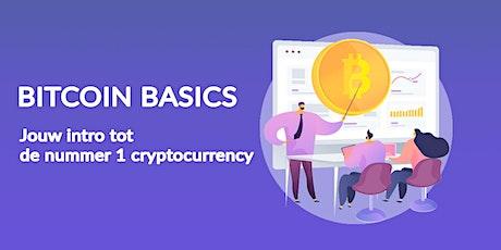 Bitcoin Basics voor beginners Dag Workshop tickets