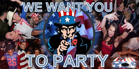 4th of July-Thanksgiving Mashup Party by Sydney Americans tickets