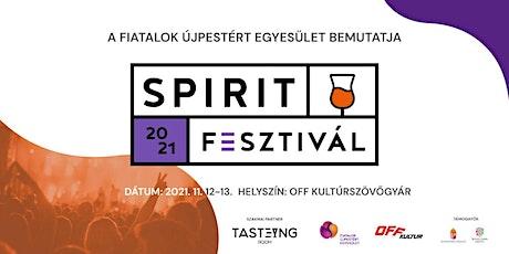 Spirit Fesztivál 2021 tickets